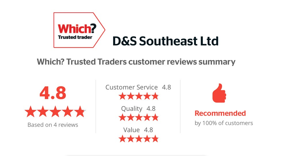 D&S South East Which reviews